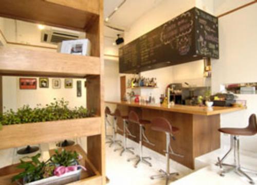 東京都小平市の和食ダイニング 橙や(飲食店)の内装デザイン事例