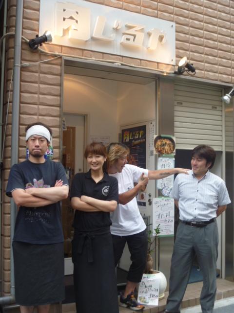 お客様の:飲食店 肉じるや/店長 平川様